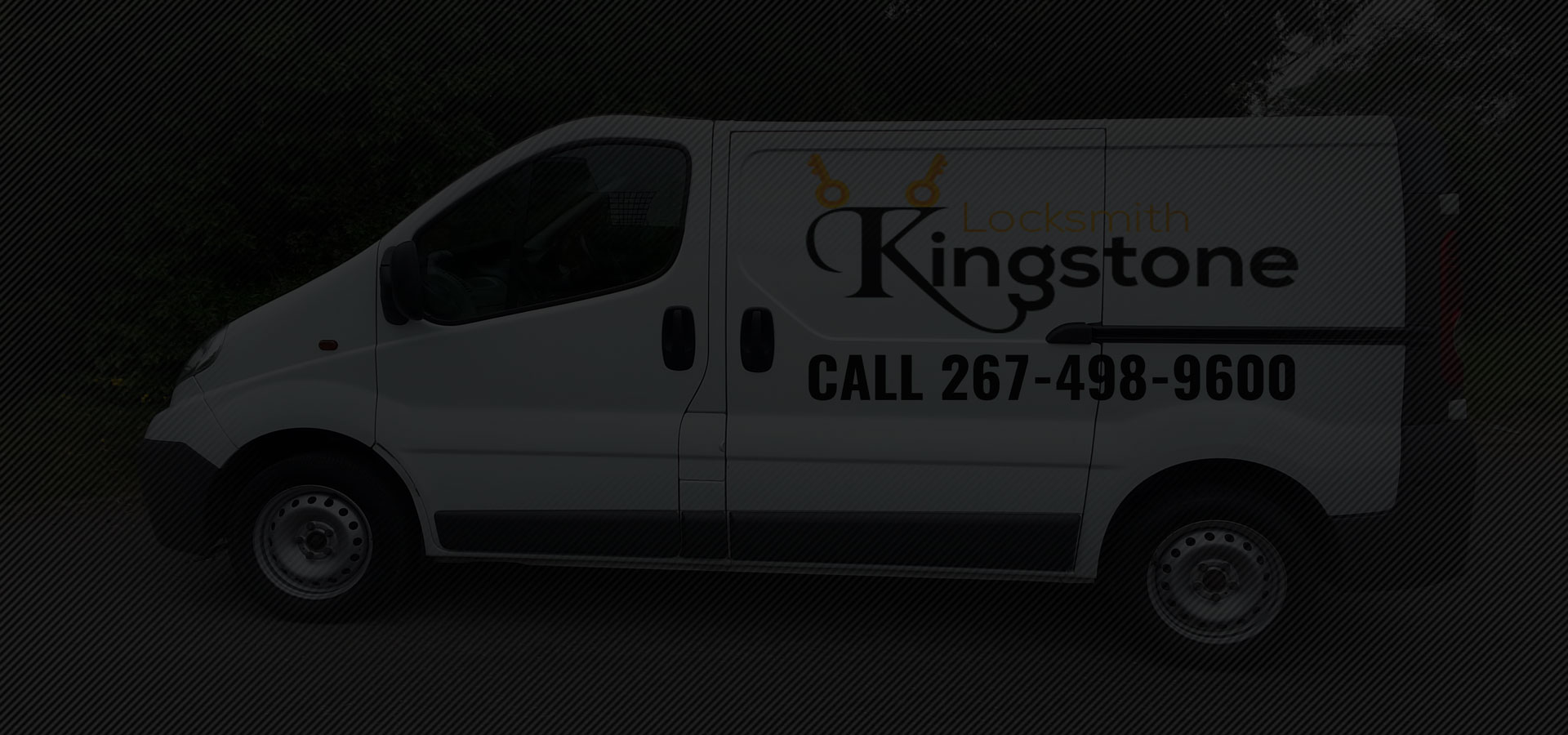 locksmith van background