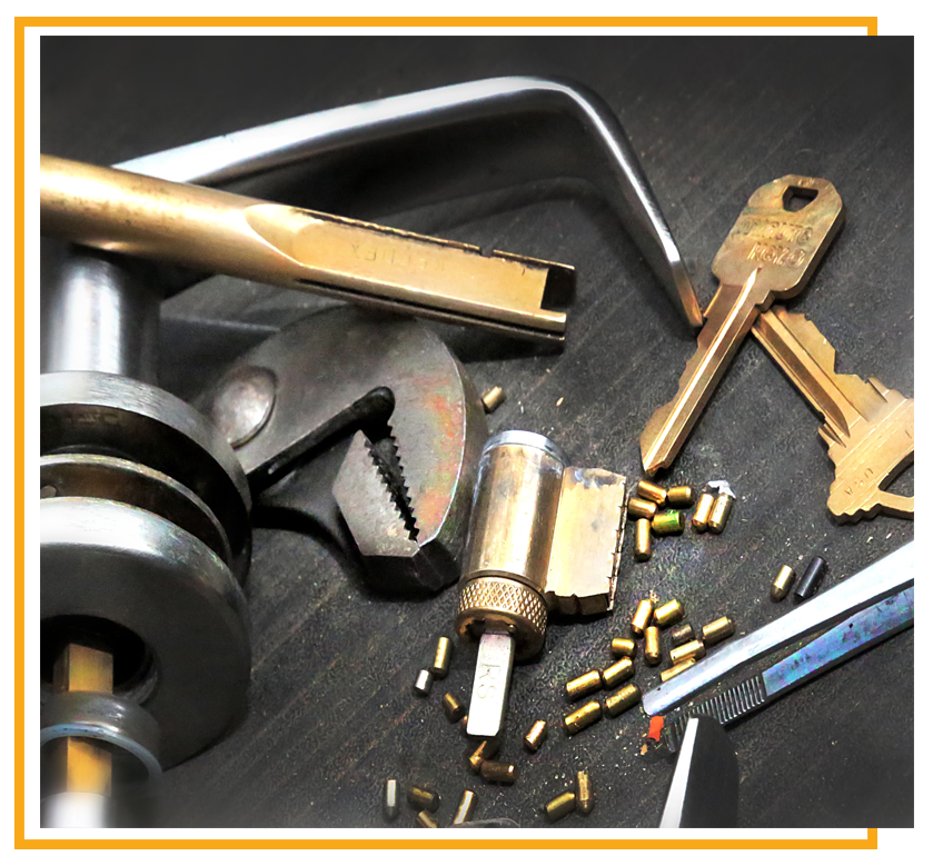 residential locksmith tools